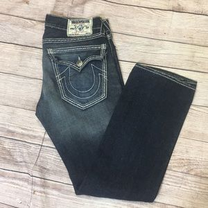 True Religion Men's Ricky Jeans. Size 34